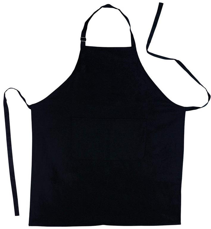 Lebexy Küchenschürze/Grillschürze in schwarz für 2,99€ inkl. Prime (statt 7€)