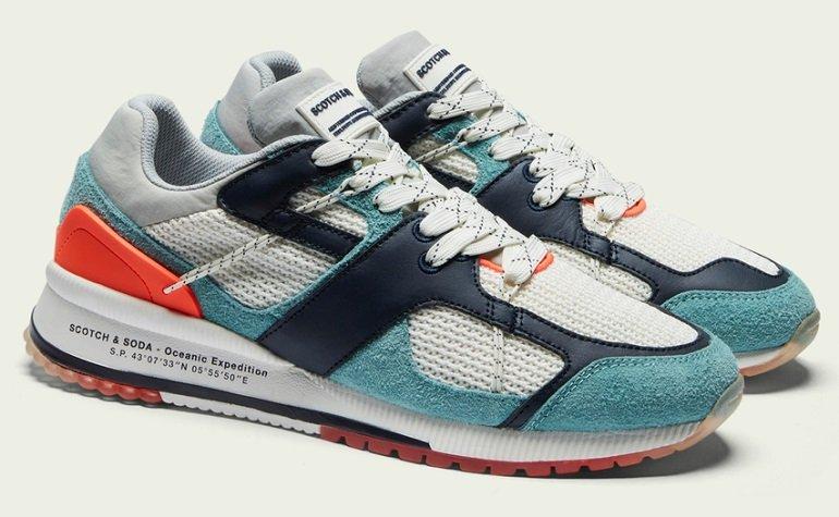 Vivex Herren Sneaker für 95,96€ inkl. Versand (statt 114€)