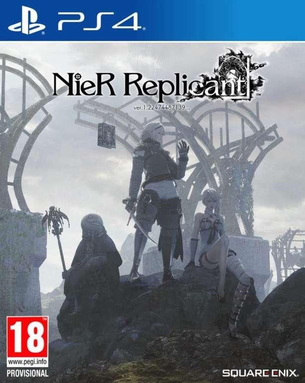 Prime Days: NieR: Replicant (PS4) für 38,94€ inkl. Versand (statt 44€)