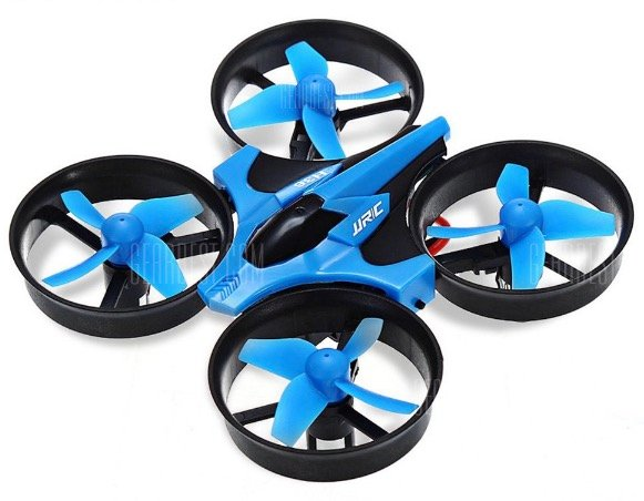 JJRC H36 RC Quadcopter für 8,16€ inkl. Versand