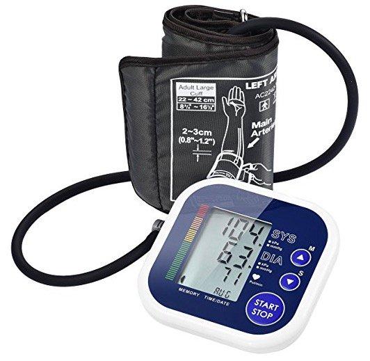LiSmile digitales Oberarm-Blutdruckmessgerät für 19,19€ inkl. Versand