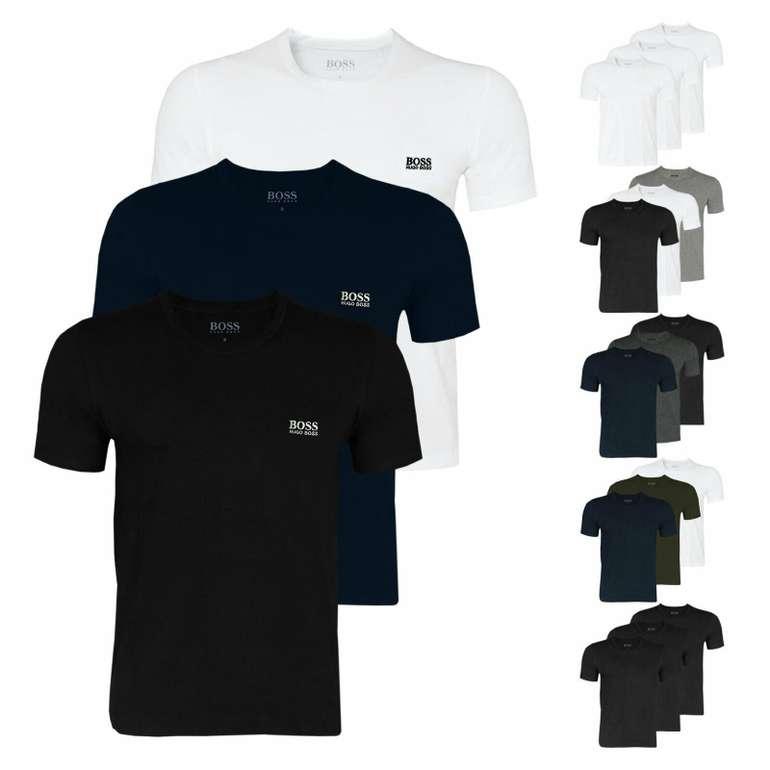 3er-Pack Hugo Boss T-Shirts für Herren nur 29,99€ inkl. Versand (statt 40€)