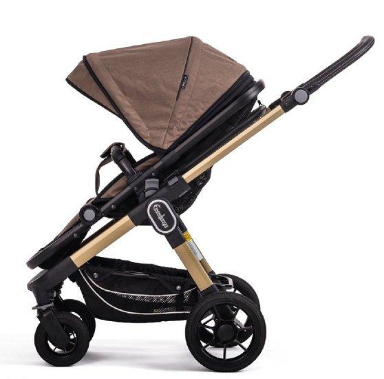 Emmaljunga NXT60 Kinderwagen in Eco Brown für 509,99€ (statt 640€)