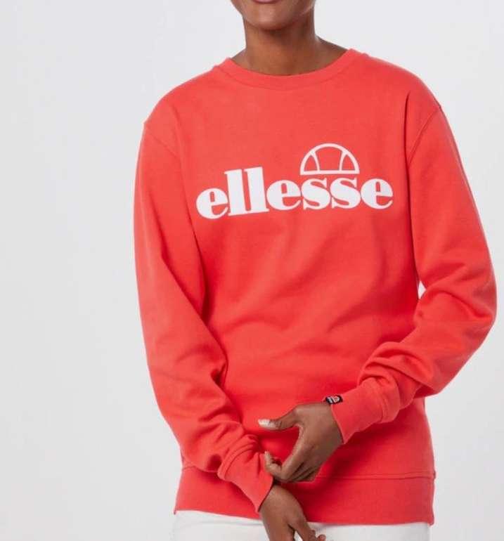 """Ellesse Damen Sweatshirt """"Ohaka"""" in pink für 26,95€ inkl. Versand (statt 50€)"""