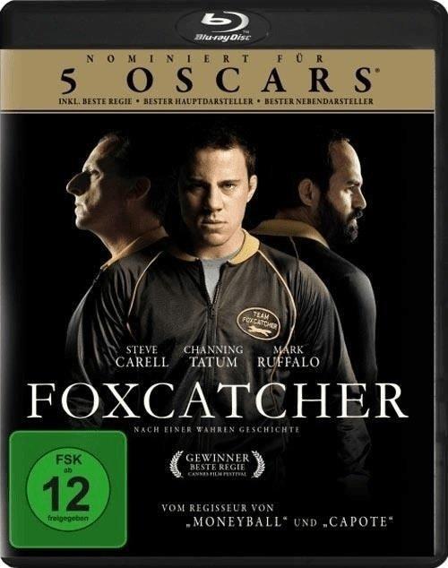 Foxcatcher (Blu-ray) für 3,64€ inkl. Versand (statt 12€)