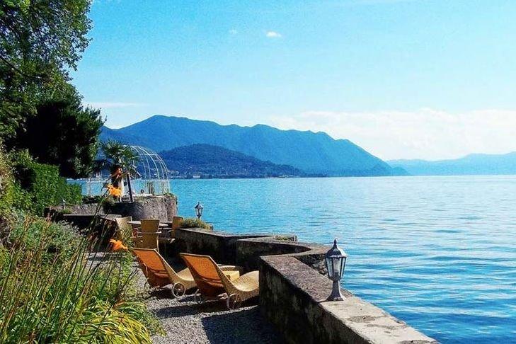 Italien: Ab 2 Nächte im 4* Camin Hotel Colmegna direkt am Lago Maggiore inkl. Frühstück & Wellness ab 99€