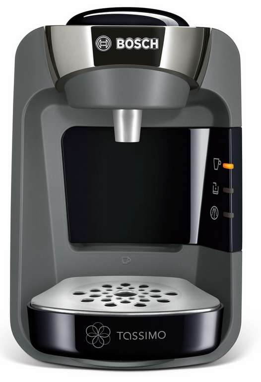 Bosch Tassimo Suny (TAS32) Kapselmaschine in schwarz für 34,99€inkl. Versand (statt 50€) - B-Ware!