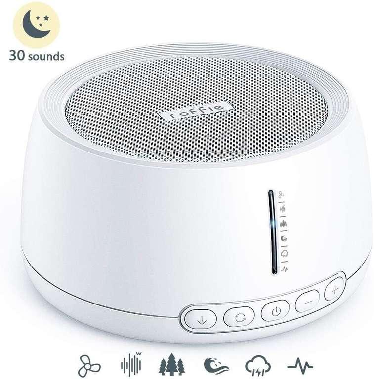 Roffie Einschlafhilfe (30 Klänge, Timer) für 18,99€ inkl. Prime Versand (statt 27€)