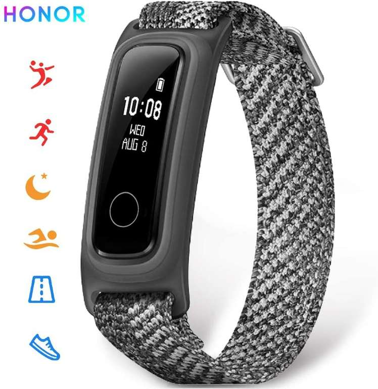 Honor Band 5 Basketball Special Edition für 13,99€ inkl. Prime Versand (statt 17€)