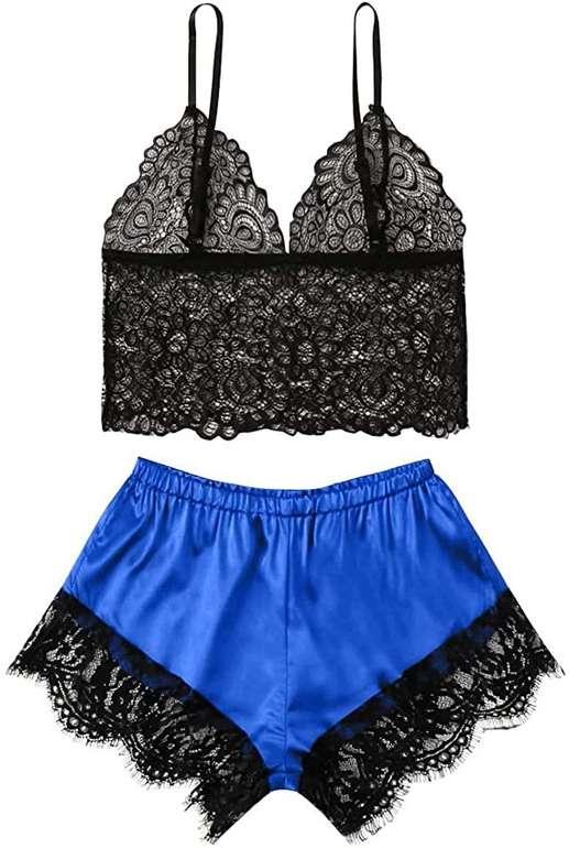 Koperras Damen Schlafanzug Set in 5 Farben für je 3,99€ inkl. Versand (statt 5€)