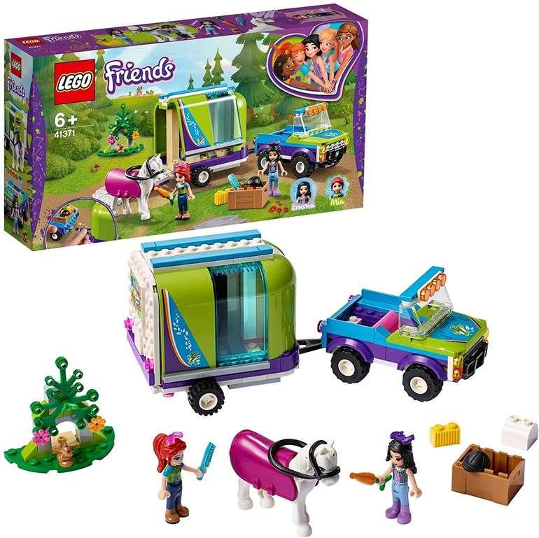 LEGO 41371 Friends - Mias Pferdetransporter für 14,99€ (Prime)