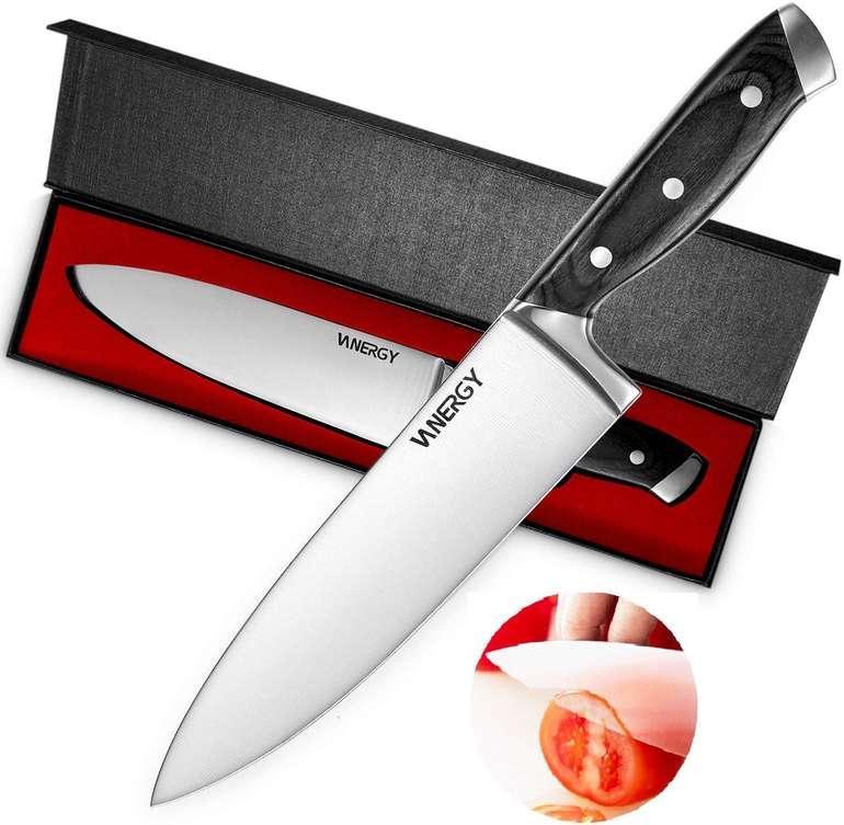 Vanergy Allweckmesser mit ergonomischen Griff (20 cm) ab 5,04€ (Prime)