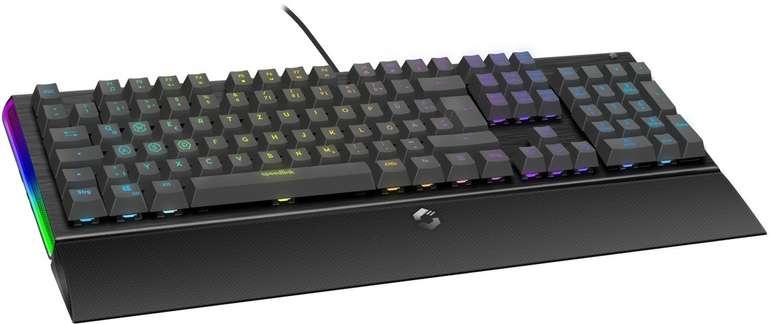 Speedlink Orios RGB Opto-mechanical Gaming-Tastatur für 37,94€ inkl. Versand (statt 64€)
