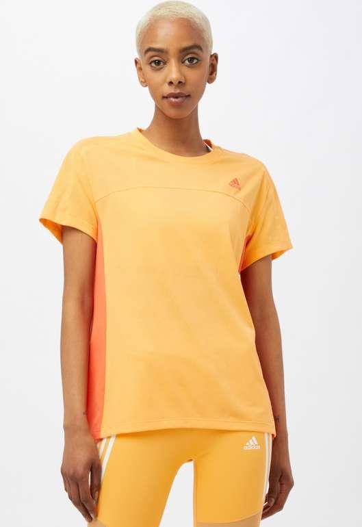 Adidas Performance Damen Sportshirt in Orange für 13,96€inkl. Versand (statt 25€)