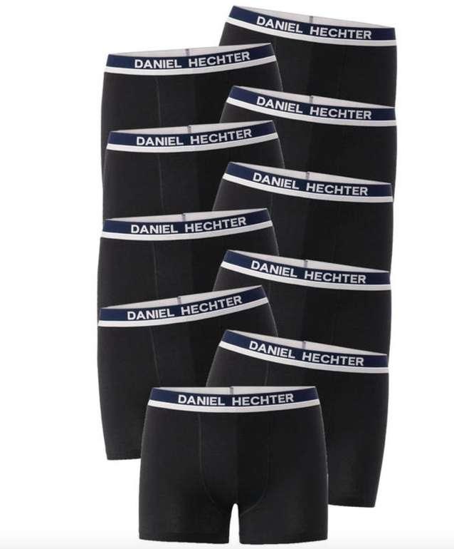10er Pack Daniel Hechter Boxershorts für 29,99€ inkl. Versand (statt 44€) - M bis 3XL!