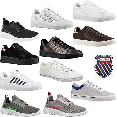 K-Swiss Damen & Herren Sneaker (verschiedene Modelle - viele Größen) je nur 24,90€ inkl. VSK