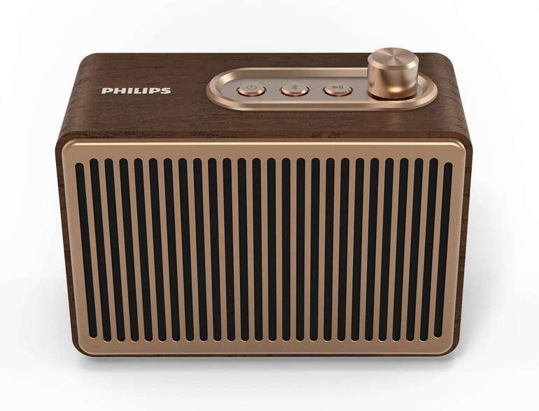 Philips TAVS300/00 tragbarer Bluetooth-Lautsprecher für 35,09€ inkl. Versand (statt 50€) - B-Ware