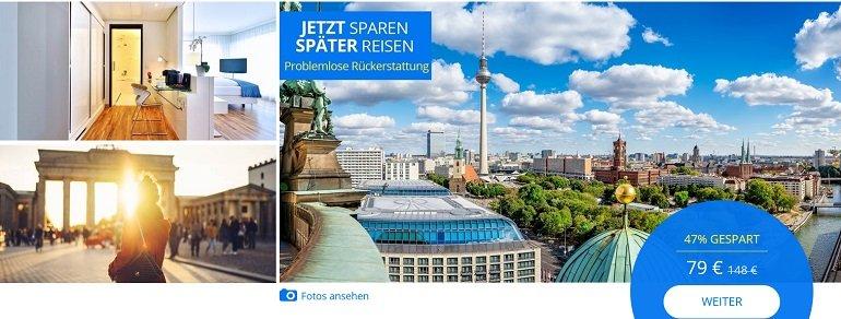 Hotel Pestana Berlin Tiergarten Travelzoo
