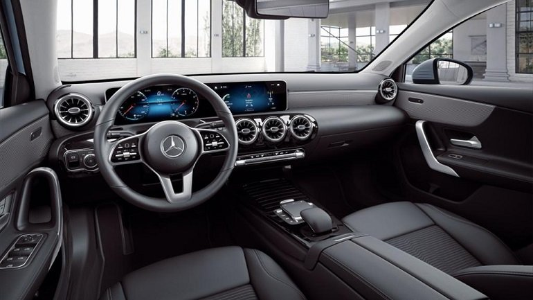 Mercedes Benz A 180 Edition 19 Leasing 2
