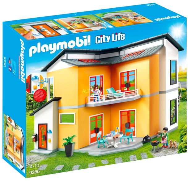 Playmobil - Modernes Wohnhaus (9266) für 53,90€ inkl. Versand (statt 65€)