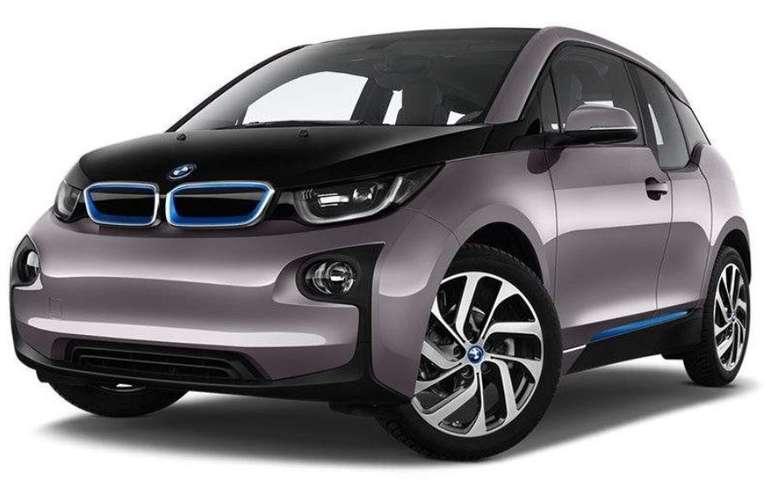 Privat Leasing: BMW i3 Elektro mit 170PS (konfigurierbar) für 126€ mtl. (BAFA, Überführung: 654€, LF: 0,32)