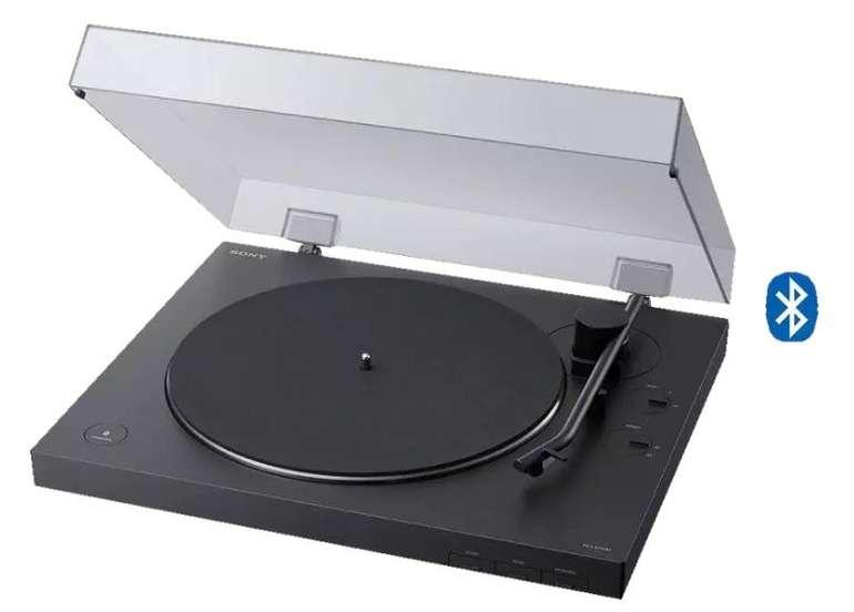 """Sony """"PS-LX310BT"""" vollautomatischer Bluetooth Plattenspieler für 152,61€  (statt 168€)"""