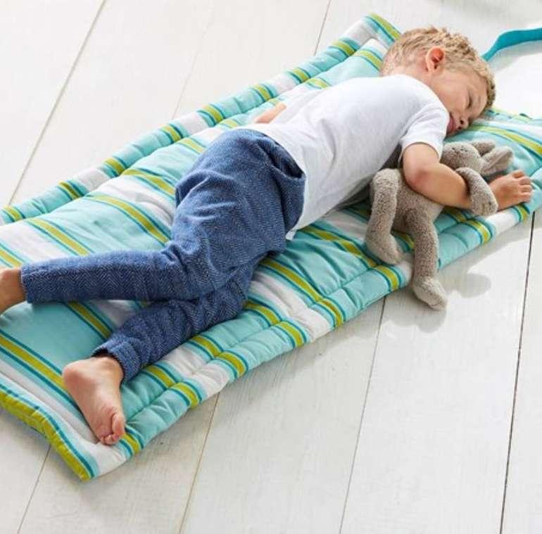 Vertbaudet Bodenmatratze (110 x 55cm) für 12,95€ inkl. Versand (statt 30€)