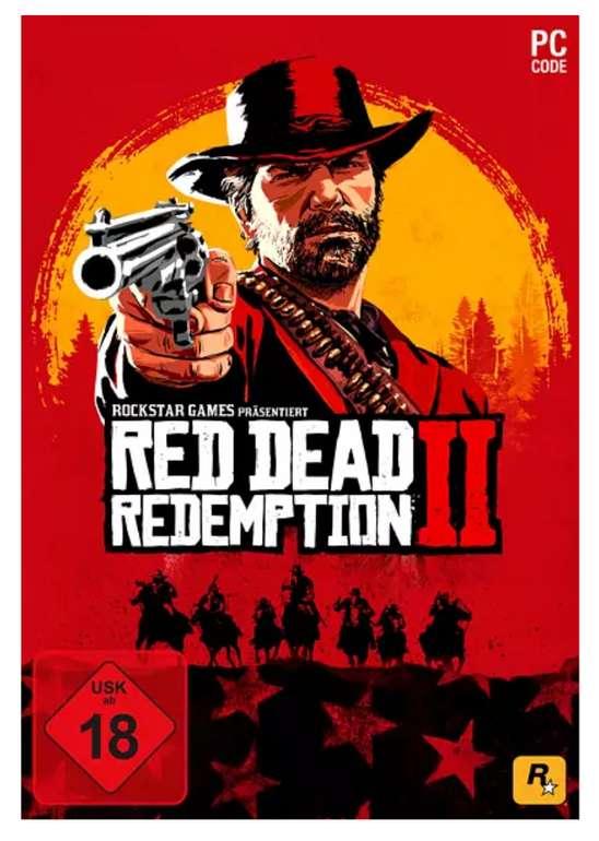 Red Dead Redemption 2 (PC, Download) für 24,99€ bei Abholung (statt 40€)