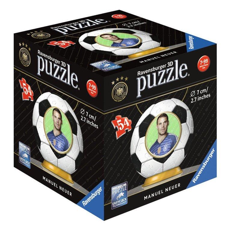 Ravensburger 3D Puzzle - 11er Set DFB Nationalmannschaft für 59,99€ statt 66€