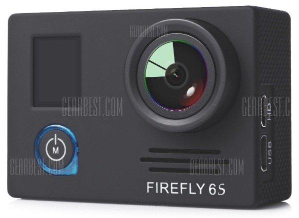 Hawkeye Firefly 6S 4K WiFi Sport Actioncam für 54,76€ inkl. Versand