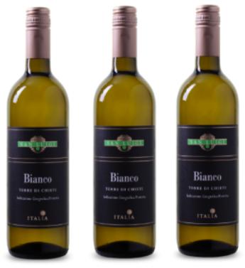 12 Flaschen San Luigi - Bianco - Terre di Chieti IGP Weißwein (2018) für 45€
