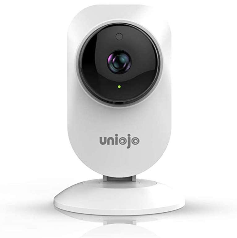 Uniojo Überwachungskamera (1080p, IR-Nachtsicht mit Bewegungserkennung) für 17,99€ (statt 36€)