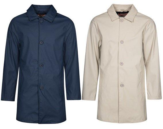 Tokyo Laundry Scourfield Herren Trench Coat Jacke für 16,07€ inkl. VSK