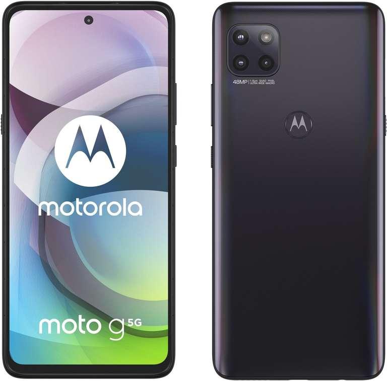 "Motorola Moto G 5G (6,7""-Display, 48-MP , 4/64 GB) für 129€ inkl. Versand (statt 167€)"