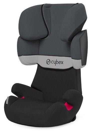 Cybex Silver Solution X Kinderautositz Gruppe 2/3 in Grau nur 86,99€ (statt 99€)