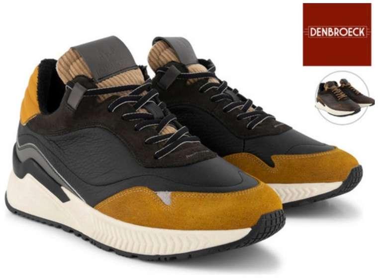 DenBroeck Baxter St. Herren Leder Sneaker für 75,90€ inkl. Versand (statt 104€)
