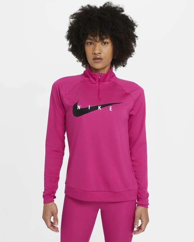 Nike Swoosh Run Damen Laufoberteil für 31,99€ inkl. Versand (statt 39€) - Nike Membership!