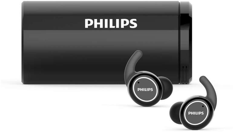 Philips TAST702BK Bluetooth True Wireless-Kopfhörer mit Mikrofon für 104,49€ (statt 155€)