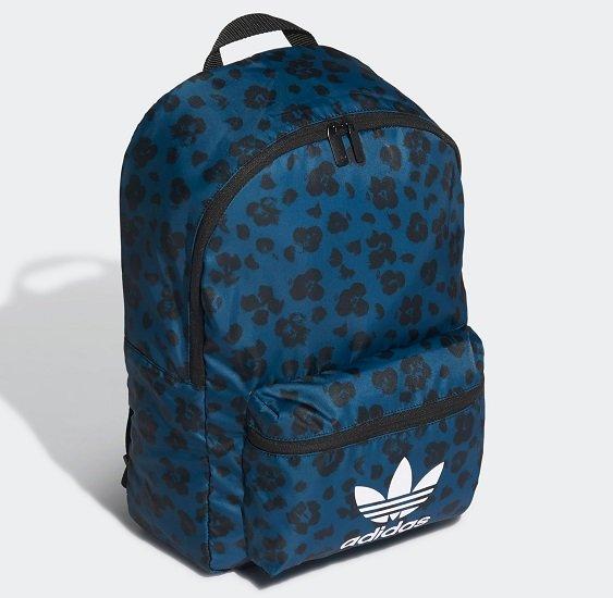 Adidas Originals Classic Rucksack in himmelblau / schwarz für 14,95€ (statt 24€)