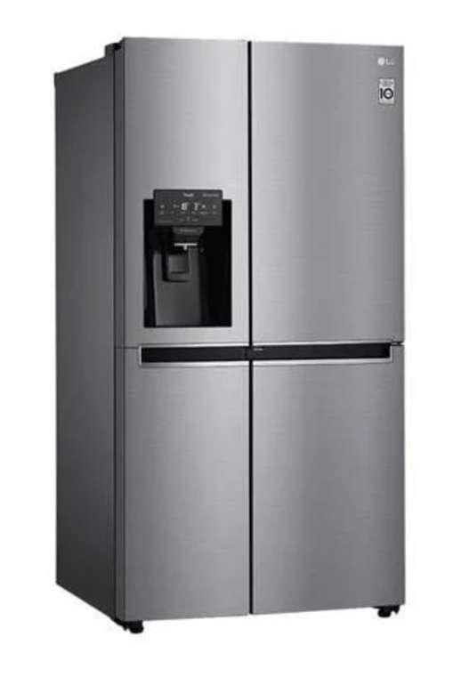 LG GSJ760PZZE Side-by-Side Kühlschrank (EEK: E, 411 Liter) für 1.293,90€ inkl. Versand (statt 1.449€)
