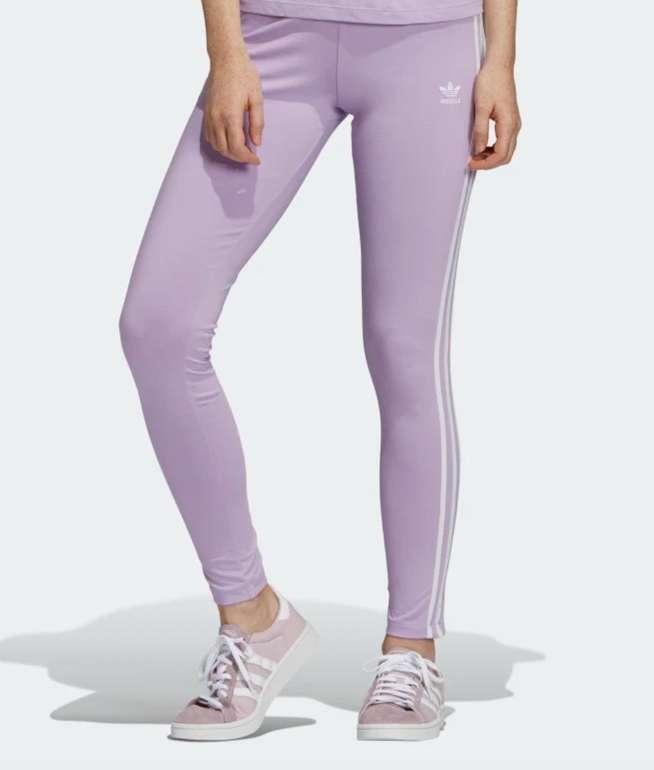 Adidas Tights bzw. Leggings Sale mit 20% Extra Rabatt - z.B. 3-Streifen Leggings für 19,37€