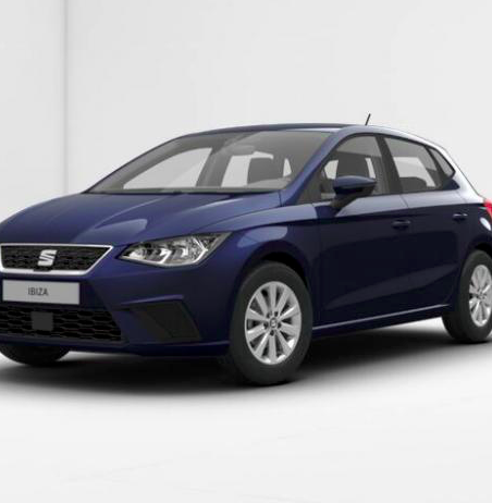 Gewerbe Leasing: Seat Ibiza 1.0 MPI Style für 59€ Netto mtl. (LF: 0,41)