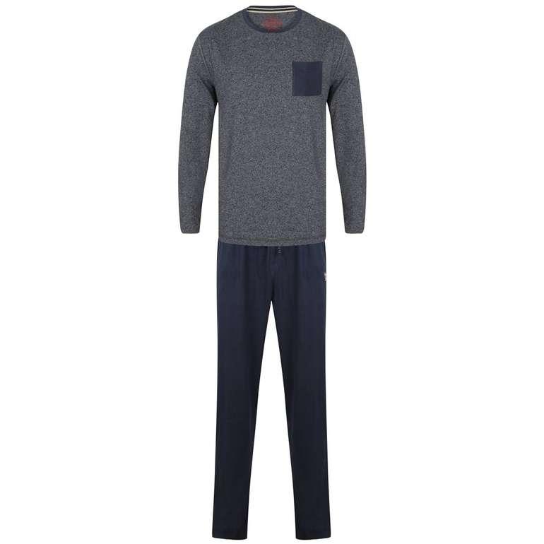 Tokyo Laundry Jeddo Herren Cotton Lounge Pyjama Set für 8,95€ zzgl. VSK (statt 20€)