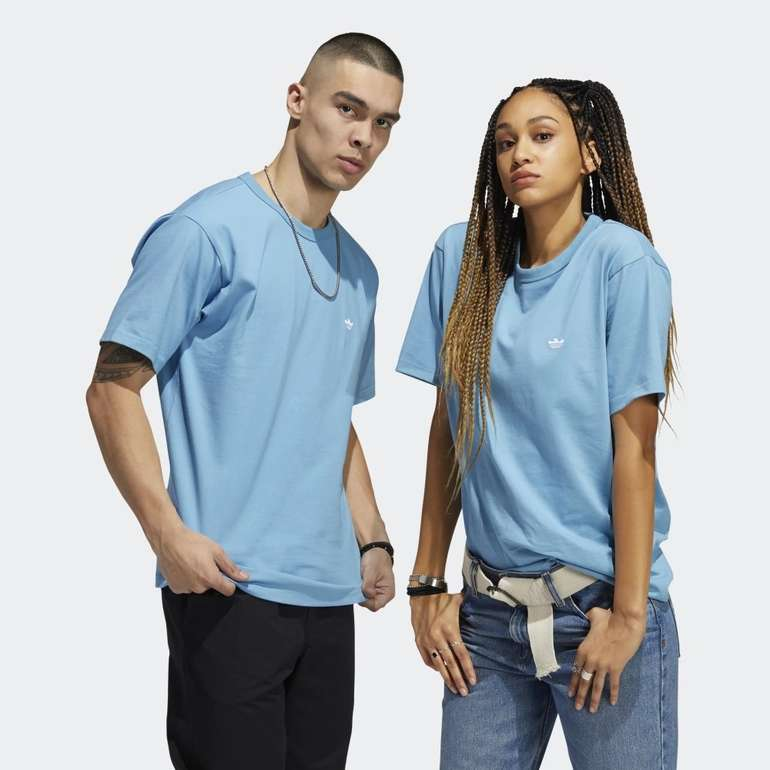 Adidas Heavyweight Shmoofoil T-Shirt (genderneutral) in 3 Farben für je 20,40€ (statt 30€) - Creators Club