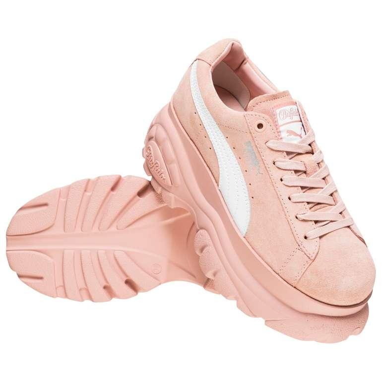 Puma x Buffalo Mellow Suede Classic Damen Sneaker für 48,94€ inkl. Versand