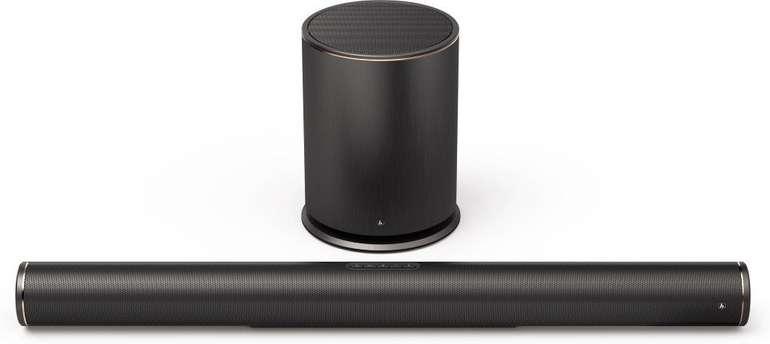 Hama Sirium 4000ABT Bluetooth 2.1 Soundbar inkl. Wireless Subwoofer für 175,72€ (statt 299€)