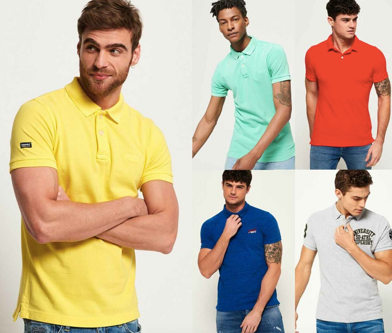 Superdry Herren Poloshirts für je 19,95€ inkl. Versand (statt 30€)