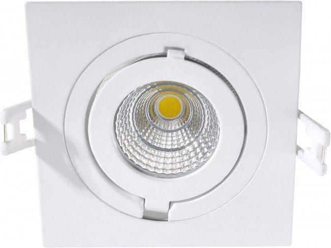 Doppelpack Eco Light Como LED-Einbauleuchte 500 lm, 6W, IP 20 für 9,99€ (statt 16€)