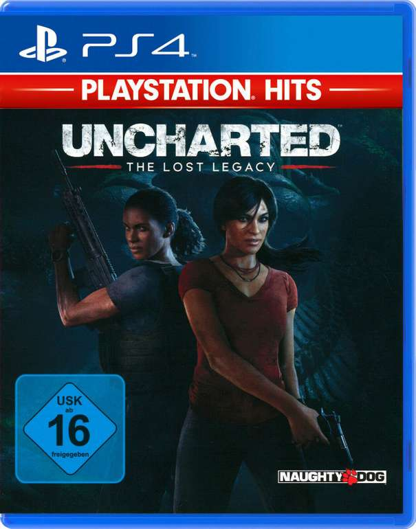 Uncharted: The Lost Legacy (PS4) für 13,90€ (Vergleich: 18€)