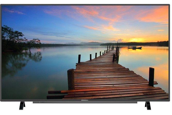 Grundig 55GUB8766 - 55 Zoll UHD LED Smart TV + Triple Tuner zu 377€ (statt 535€)
